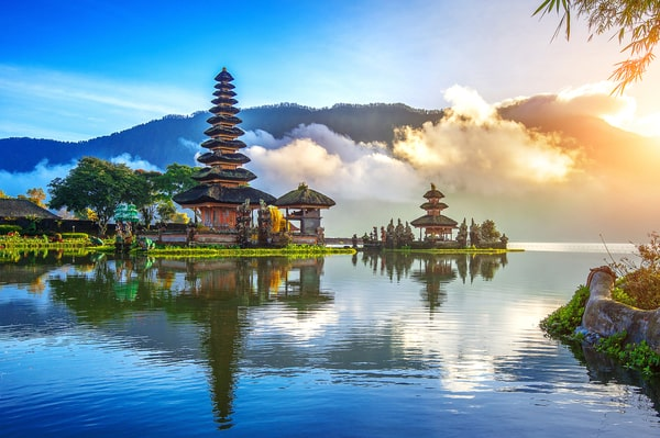 Investir an Asie : l'Indonésie