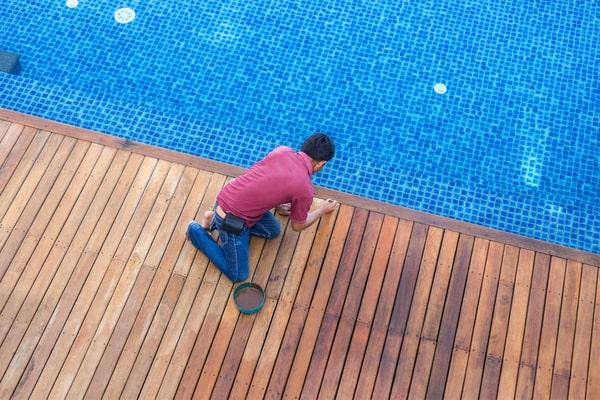 Construire une piscine sans permis de construire